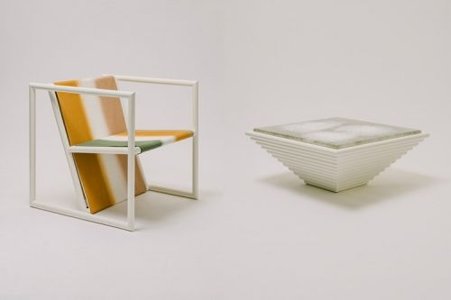 Jonathan Saunders Is Taking His Furniture to New Heights