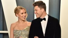 Scarlett Johansson And Colin Jost Are 'Jost Married' After Intimate Wedding