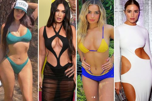 Quick-fix secrets of Hollywood's hottest bodies: How you can try them
