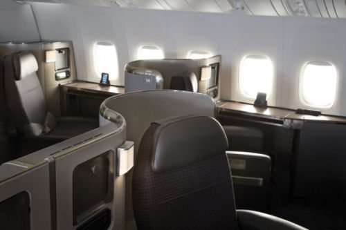 The Difference Between First Class and Business Class