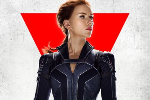 Marvel Releases New 'Black Widow' Character Posters