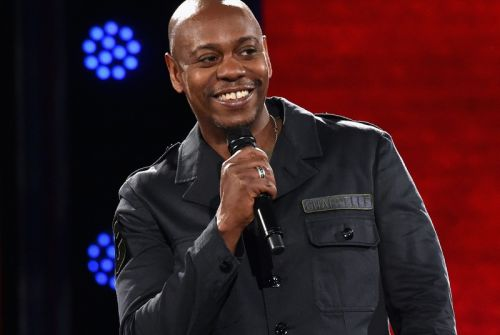 Dave Chappelle Sits With Joe Rogan for 'The Joe Rogan Experience'