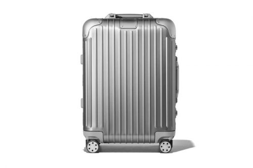 RIMOWA & Skyhour Release Monthly Travel Subscription Cabin Suitcase