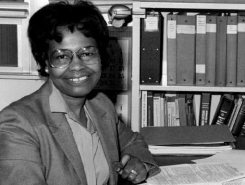 The Black women whose mathematics made GPS possible is honoured by the U.K