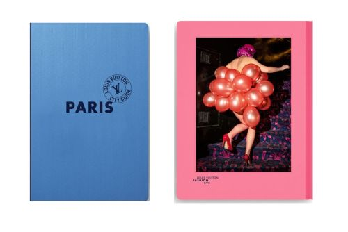Louis Vuitton Publishes 2021 City Guides and Fashion Eye Books