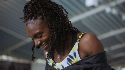 Champion sprinter Dina Asher-Smith teams up with Nike and Virgil Abloh