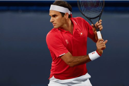 UNIQLO Launches Game Wear Collection for Roger Federer Ahead of Wimbledon 2021