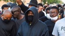 Kanye West Protests In Chicago, Donates To Families Of Breonna Taylor, George Floyd