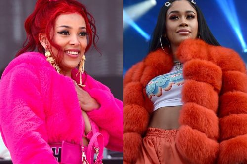 """Saweetie and Doja Cat's """"Best Friend"""" Goes Platinum Six Months After Release"""