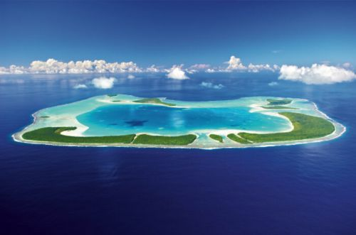 Owning and Living on Your Own Private Island