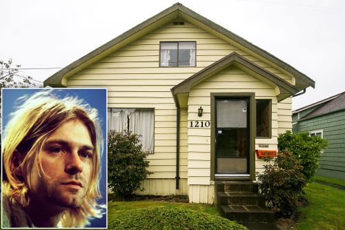 Kurt Cobain childhood home now a landmark, to be turned into an exhibit