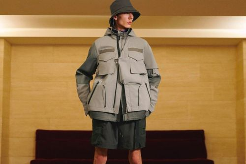 Sacai X ACRONYM Collaboration Officially Launching in January 2022