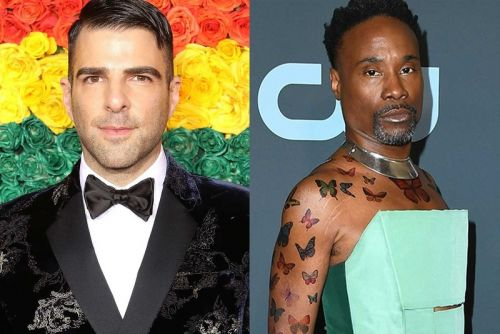 Zachary Quinto and Billy Porter to Voice Gay Dads in 'The Proud Family: Louder and Prouder'