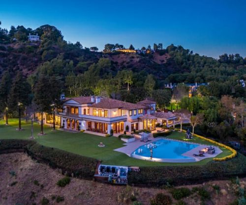Sylvester Stallone's LA Mansion for Sale