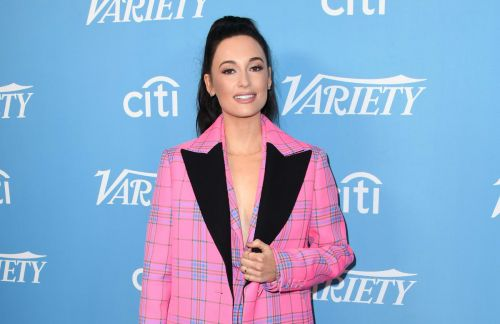 Great Outfits in Fashion History: Kacey Musgraves in Tanya Taylor Plaid