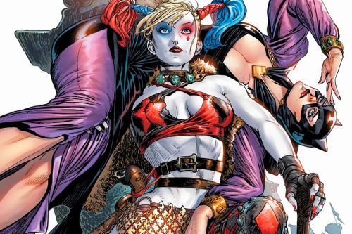 """'Harley Quinn' Producer Reveals DC Blocked Batman and Catwoman Oral Sex Scene, """"Heroes Don't Do That"""""""