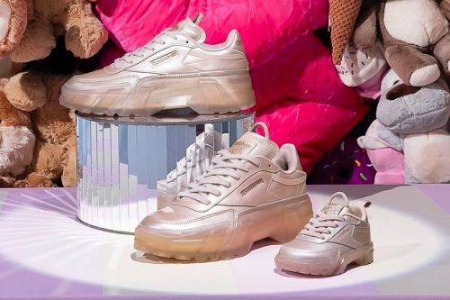 Cardi B Debuts Latest Reebok Sneakers Collection