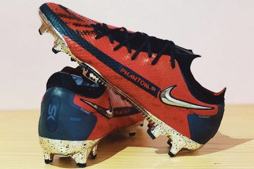 Skepta Moves Into Football With Nike SK Phantom Boots