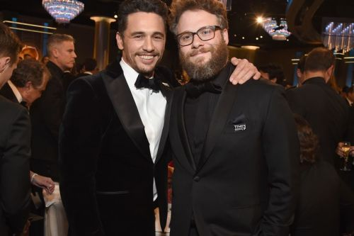 Seth Rogen Says He Will No Longer Work With James Franco After Sexual Misconduct Allegations
