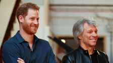 Prince Harry And Bon Jovi Team Up To Record A Song Together