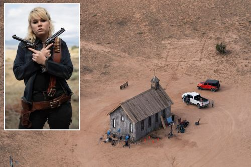 'Rust' armorer Hannah Gutierrez Reed once gave unchecked gun to 11-year-old actor: report