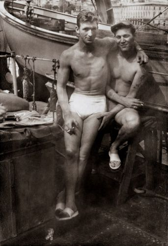 Found Photos of Men in Love From 1850-1950