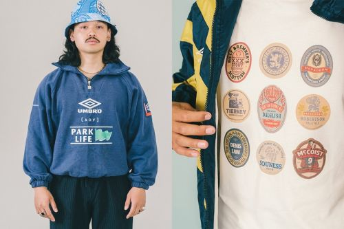 Get Ready For the Euros With Art of Football's Latest Upcycled Collection