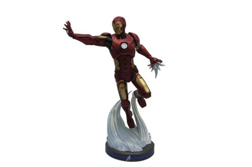 PCS Collectibles Crafts 'Marvel's Avengers' Iron Man, Captain America, and Thor Statues