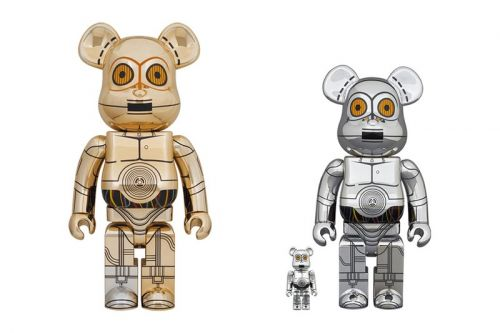 Medicom Toy's Latest 'Star Wars' Collaboration Sees C-3PO and TC-14 Become BE RBRICKs