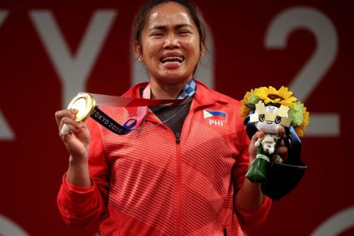 Philippines Wins Its First-Ever Olympic Gold Medal