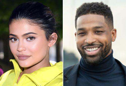Kylie Jenner Shades Tristan Thompson by Not Including Him in Her Birthday Mural