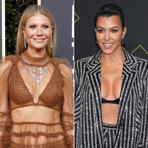 Gwyneth Paltrow Gives Kourtney Kardashian NSFW Gift for Her 'Kinky' Sex Life With Travis Barker