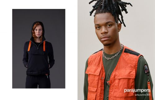 Evolution | parajumpers ss21