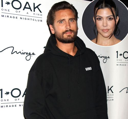 Scott Disick Spotted With Blonde Model in 1st Outing Since Kourtney Kardashian Engagement News