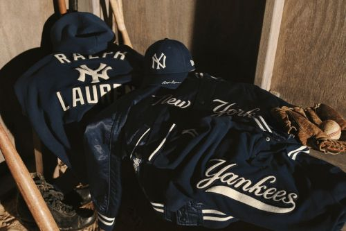 Polo Ralph Lauren Teams with MLB For Expansive Collection