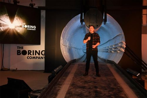 Elon Musk Receives Approval to Build Boring Company Tunnel System In Las Vegas