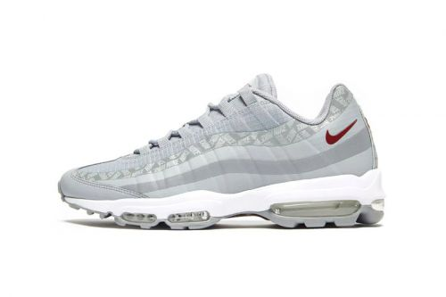 """Nike's Air Max 95 Ultra SE Receives a """"Silver Bullet"""" Makeover"""