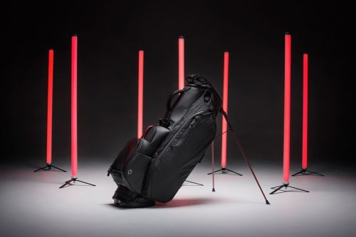 Vessel Upgrades the Player III Stand Bag In New Colors