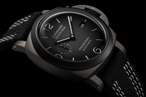 Panerai Honors Champion Freediver Guillaume Néry With a Special Edition Luminor Marina