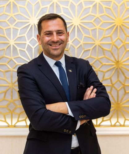 Dino Michael on the Future of the Waldorf Astoria New York