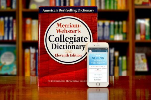 """Merriam-Webster Is Selling Its Definition of """"NFT"""" as an NFT"""