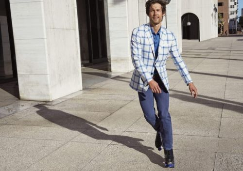 Josh Upshaw Tackles a Season of Modern Style for Neiman Marcus