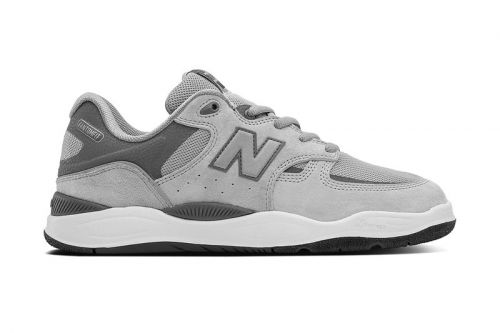 "New Balance Redresses Its 1010 Skate Silhouette for ""Grey Day"""