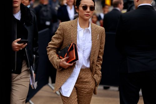 London Fashion Week SS20 Streetstyle Brought out the City's Most Stylish Denizens