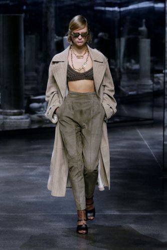 Fendi AW21 was love letter to the women of the house
