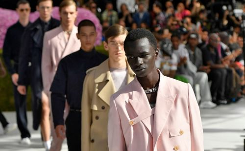 Kim Jones lightens up Dior with star-studded debut