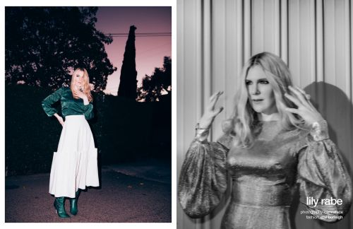 Interview   lily rabe