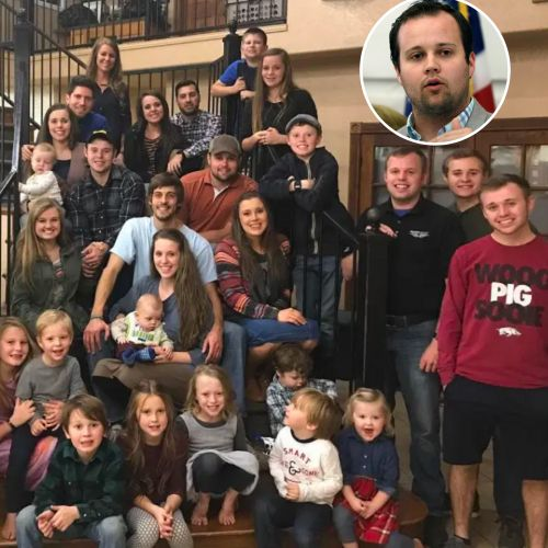 The Duggar Family Reacts to Josh's Arrest and Child Porn Charges - See Their Statements