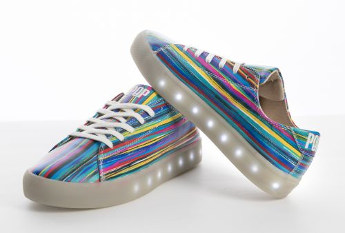 Your inner child deserves Blue Ivy's new light-up sneakers