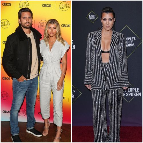 Now Scott Disick & Sofia Richie Are Reportedly 'On a Break' While He's in Rehab Again